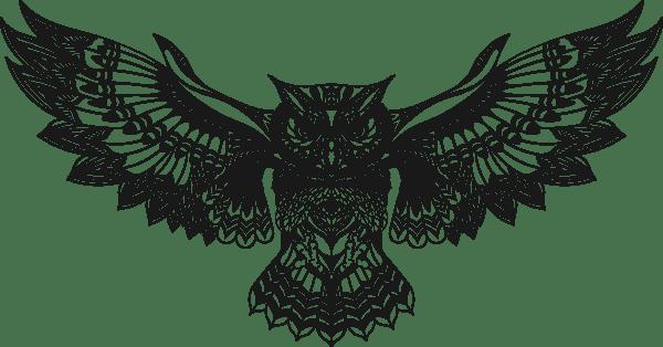 Logotipo cárabo negro