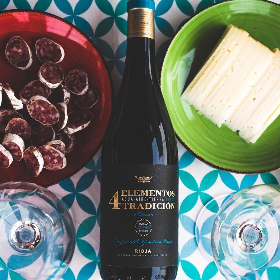 Visita a bodega de Rioja más comida típica riojana