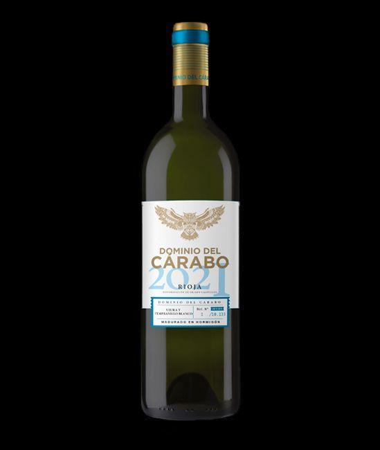 Carabo vino blanco