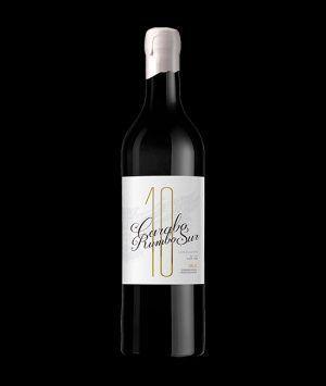 Vino blanco Rioja Cárabo rumbo sur