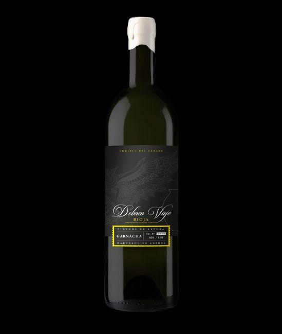 Vino Rioja madurado en anfora, Dominio Cárabo